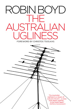 The Australian Ugliness - front cover