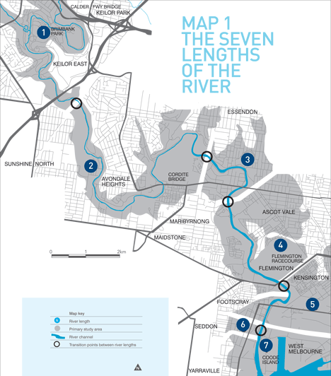 Maribyrnong River Valley Design Guidelines