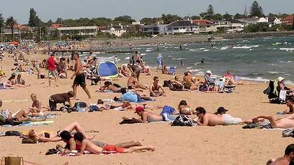 Elwood beach in 2006