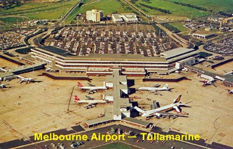 Melbourne Airport, Tullamarine