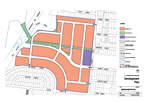 Kodak site development plan