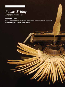 Public Writing, Anthony McInneny