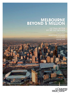 Melbourne Beyond 5 Million - Volume 2